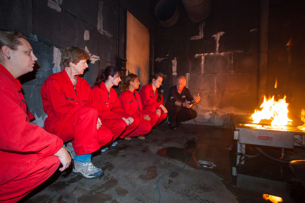 Opleidingen KLS/Van den Berg