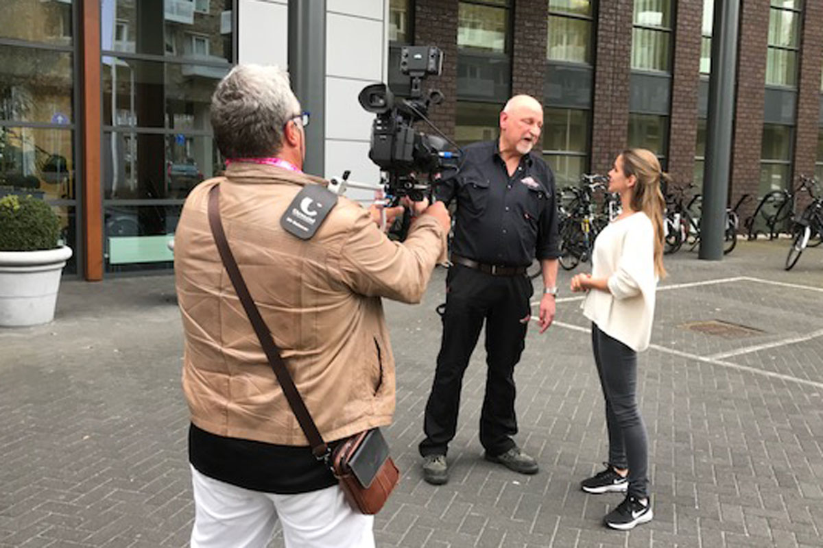 KLS/Van den Berg B.V. 2 mei te zien op TV